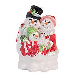 Fitz and Floyd® Flurry Folk Christmas Musical Figurine