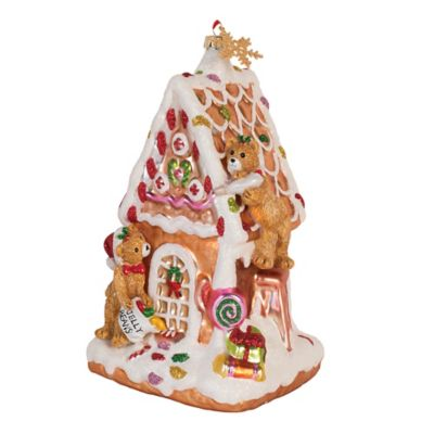 fitz and floyd reagan white house gingerbread christmas ornament bed bath beyond - Gingerbread Christmas Tree