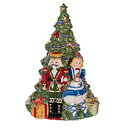 Fitz and Floyd® Kennedy White House Christmas Nutcracker Musical Figurine