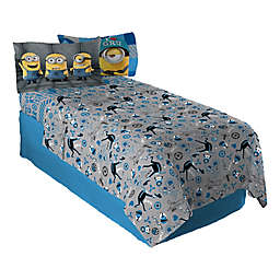 Minions Despicable Me Follow Mel Sheet Set