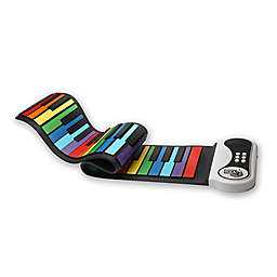 MukikiM Roll Up Rainbow Piano
