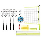 Franklin® Sports Advanced Badminton and Volleyball Set