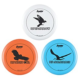 Franklin® Sports Golf Discs (Set of 3)