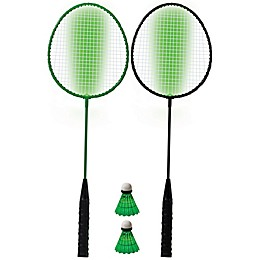 Franklin® Sports 2-Player LED Badminton Set