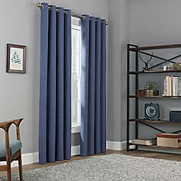 Copley Square Grommet Top 100 Blackout Window Curtain Panel