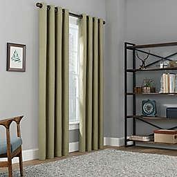 Green Curtain Panels Bed Bath Amp Beyond