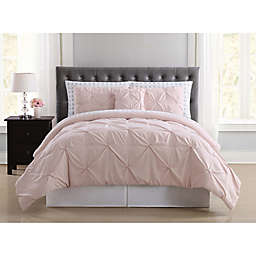 Truly Soft Arrow Pleated 6-Piece Twin XL Comforter Set