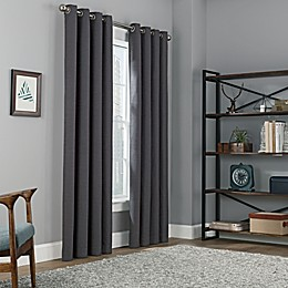 Copley Square Grommet Top 100% Blackout Window Curtain Panel
