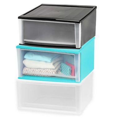 Iris 174 51 Qt X Large Stacking Drawer Bed Bath Amp Beyond