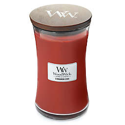 WoodWick® Cinnamon Chai 22 oz. Jar Candle