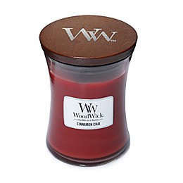 WoodWick® Cinnamon Chai 10 oz. Jar Candle
