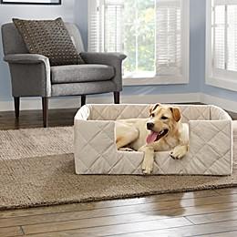 SUREFIT Deep Pile Portable Pet Bed