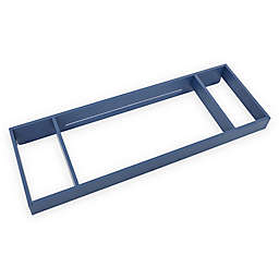 Bassettbaby® Premier Emerson Changing Gallery Rail in Indigo Blue