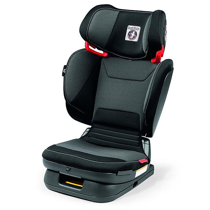 Alternate image 1 for Peg Perego Viaggio Flex 120 Booster Seat in Crystal Black