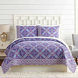 Vera Bradley® Purple Passion Quilt in Purple