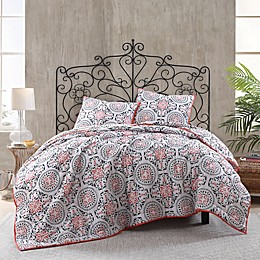 Harlow Voile Reversible Quilt