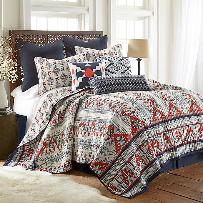 Alternate image 1 for Levtex Home Maryln Reversible Quilt Set