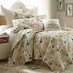 Levtex Home Pukai Reversible Quilt Set