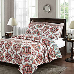 Brittany Reversible Quilt Set
