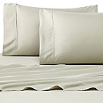 Eucalyptus Origins™ 300-Thread-Count Tencel® Percale King Sheet Set in Sage