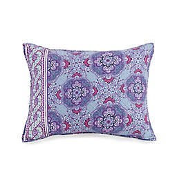 Vera BradleyR Purple Passion Pillow Sham
