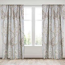 Levtex Home Ceren 84-Inch Window Curtain Panel in Grey
