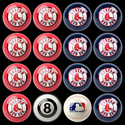 MLB  Boston Red Sox Home vs. Away Billiard Ball Set