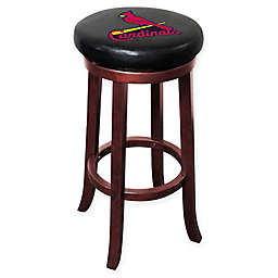 MLB St. Louis Cardinals Wooden Bar Stool