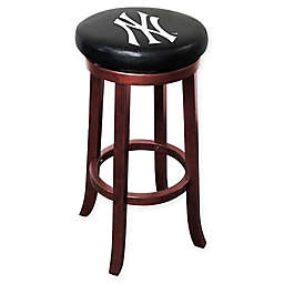 MLB New York Yankees Wooden Bar Stool