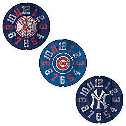 MLB Vintage Wall Clock Collection