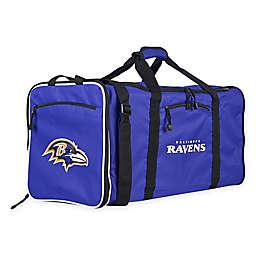 Nfl Baltimore Ravens 28 Inch Duffel Bag