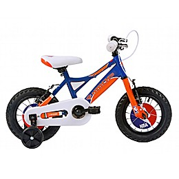 NBA New York Knicks 12-Inch Kids Mountain Bike