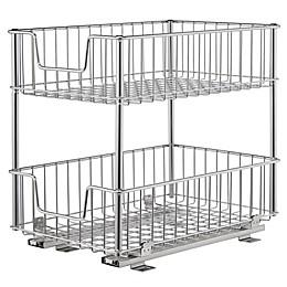 Trinity EcoStorage™ Wire Drawer Storage Collection in Chrome