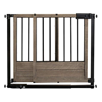 Baby Safety Gates Extra Wide Walk Through Baby Gates Buybuy Baby