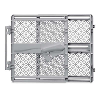 HOMESAFE™ by Summer Infant® Indoor/Outdoor Multi-Use Gate in Grey (Set of 2)