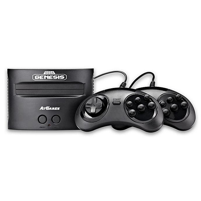 Alternate image 1 for Sega Genesis Classic Game Console