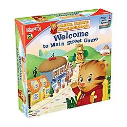 Daniel Tiger's Neighborhood™ Welcome to Main Street Game