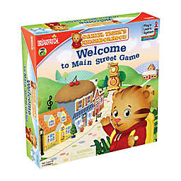 Daniel Tiger's Neighborhood™ Welcome to Main Street Game