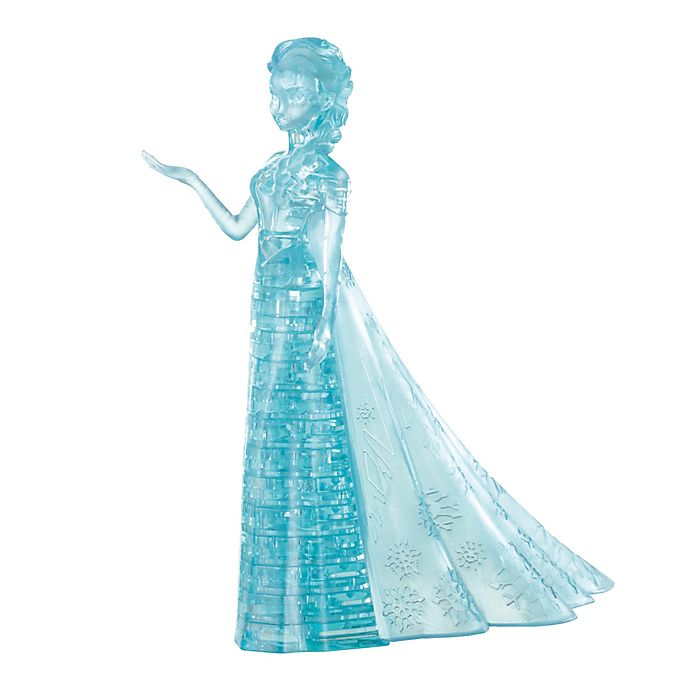 Alternate image 1 for Disney® Frozen Elsa 32-Piece Original 3D Crystal Puzzle