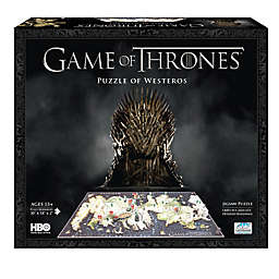 4D Cityscape Time Puzzlee  Game of Thrones: Westeros