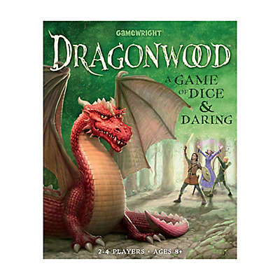 Gamewright Dragonwood™: A Game of Dice and Daring