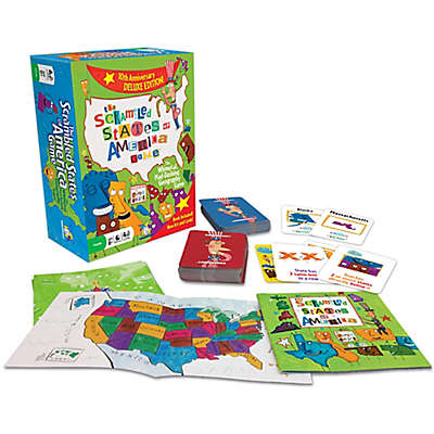 The Scrambled States of America 10th Anniversary Deluxe Edition Game