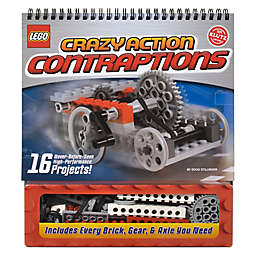 LEGO® Crazy Action Contraptions Book and Activity Set