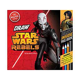 Draw Star Wars™ Rebels Book