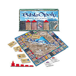 Bibleopoly Board Game