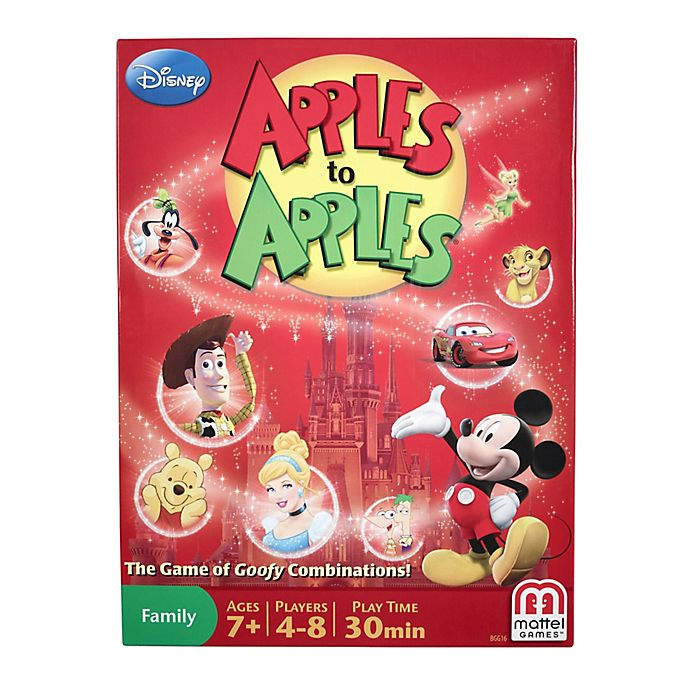 Alternate image 1 for Disney® Apples to Apples Card Game