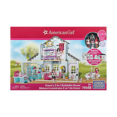 American Girl® Grace's 2-in-1 Buildable Home