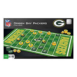 NFL Green Bay Packers Checkers Game