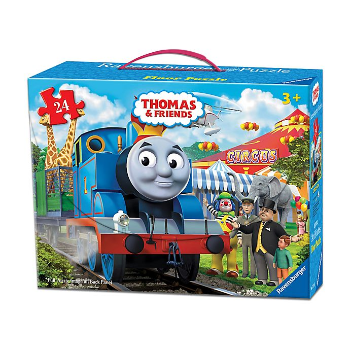 Alternate image 1 for Thomas and Friends™ 24-Piece Circus Floor Puzzle