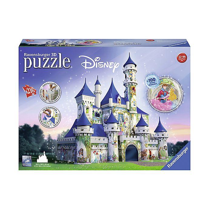 Alternate image 1 for Disney® 3D Castle Puzzle